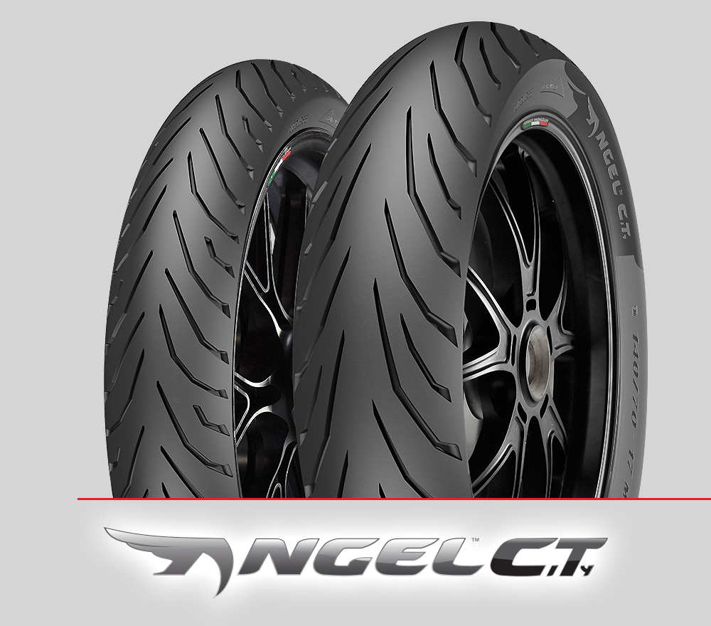 Pirelli ANGEL CT : 70/90-17+130/70-17