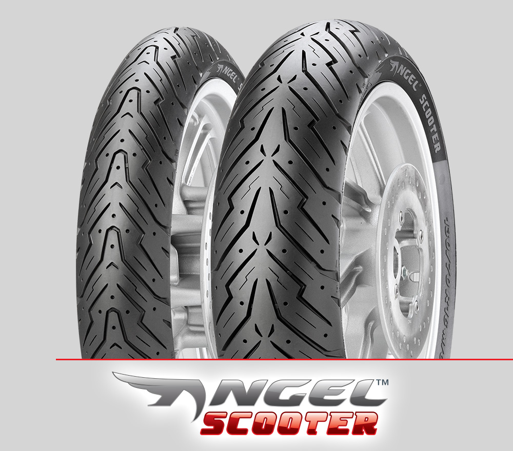 Pirelli ANGEL SCOOTER : 120/70-15+150/70-14