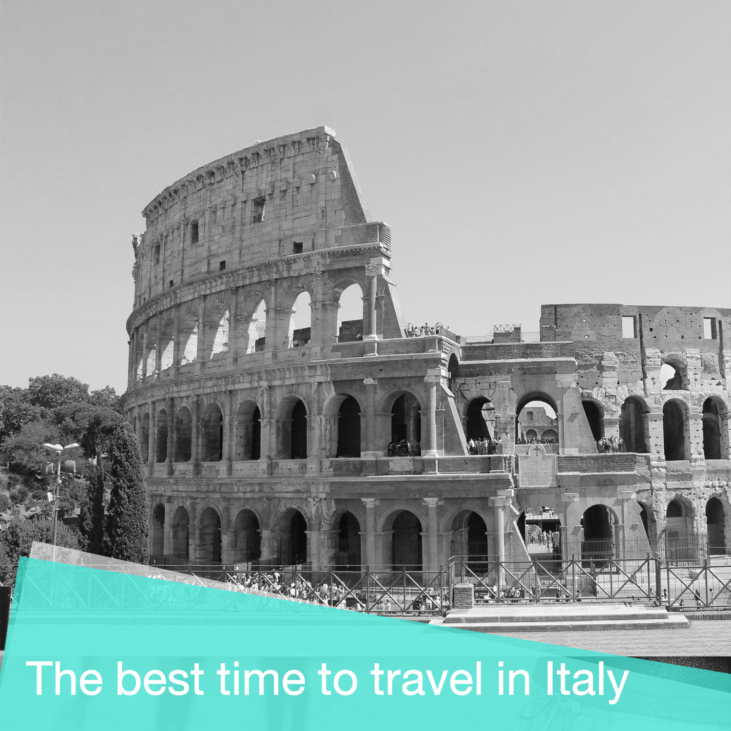 the best time to travel in italy - benenannie