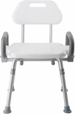 H101S เก้าอี้อาบน้ำ เก้าอี้นั่งอาบปรับระดับ/ย้ายที่ได้ - COTTO