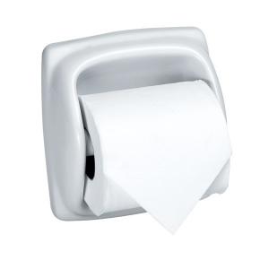 K-18126X (K-512) ที่แขวนกระดาษชำระ ฝังผนัง [ สีขาว | สีเทาอ่อน | สีเทาเข้ม | สีฟ้า ]  - KARAT