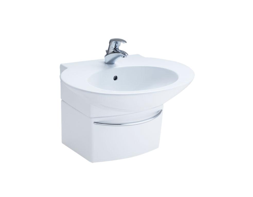 SC01027 อ่างล้างหน้าแบบแขวน Hygiene รุ่น CHARISMA - Cotto