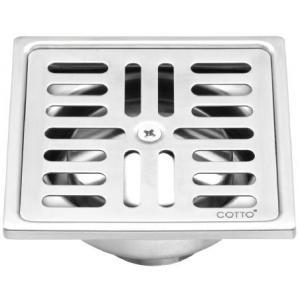 CT697Z1P(HM) Floor Drain  ตะแกรงกันกลิ่นสเตนเลสเหลี่ยม 1.5