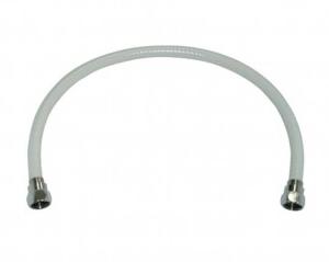 Z408#WH(HM) สายน้ำดีสีขาวยาว 14 นิ้ว (Inlet hose)