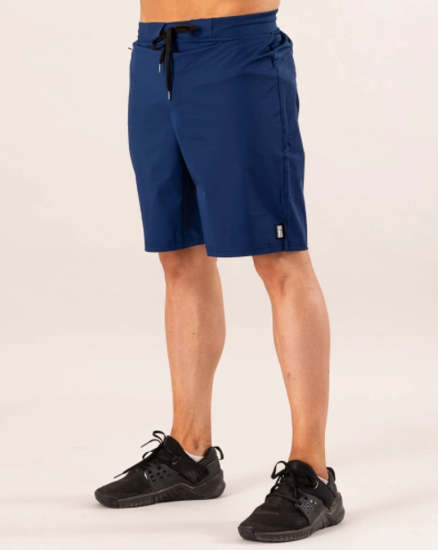 ICIW Perform Short Navy Men Lightweight fabrics and four-way stretch