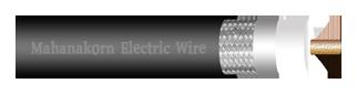 CCTV COAXIAL CABLE, RG/11-U, 95% SHIELD, ECONOMICAL DESIGN