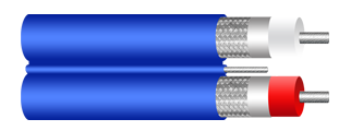 POWER AMP CABLE