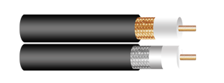 RG SERIES COAXIAL CABLE