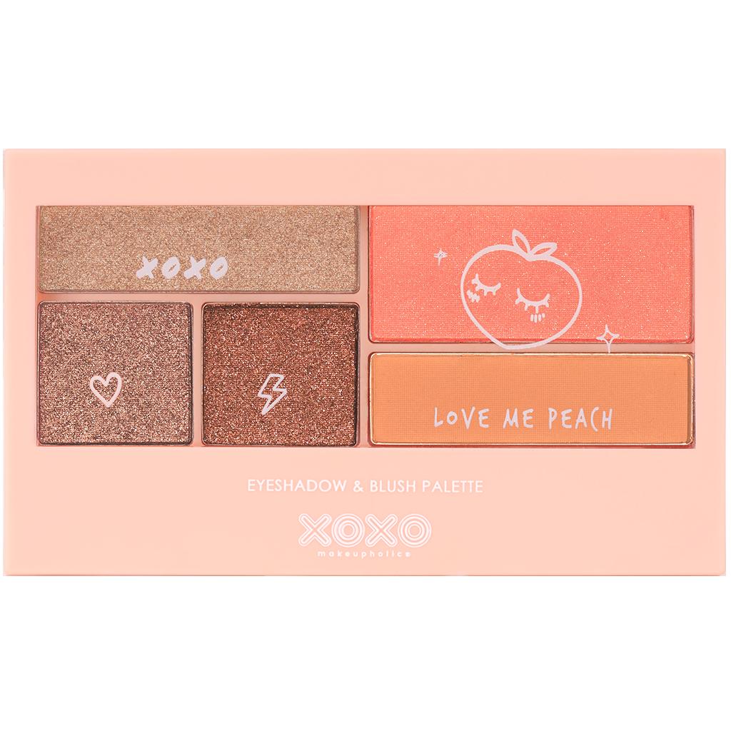 XOXO Eyeshadow & Blush Palette