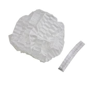 หมวกห้องปฏิบัติการสีขาว (หมวกตัวหนอน)