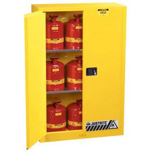 ตู้เก็บถังสารเคมีJUSTRITEรุ่น894500