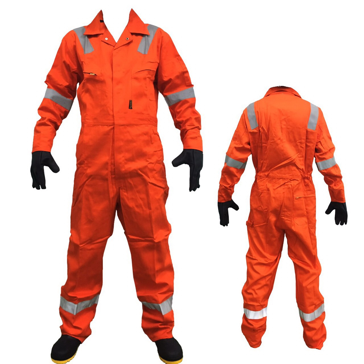 INHERENTLY FIRE RETARDANCE COVERALL