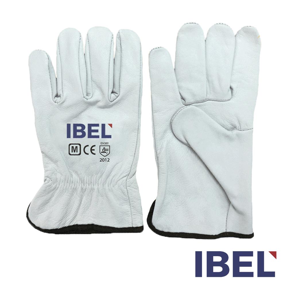 Ibel ถุงมือหนังแพะ