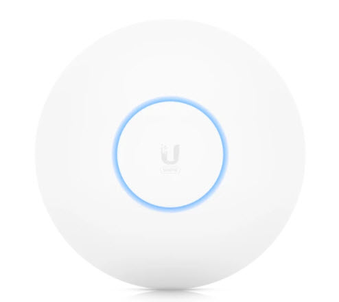 U6-LR UniFi WiFi 6 Long - Rang Wireless Access Point 4X4 Dual band  3 Gbps รองรับ 300 User +