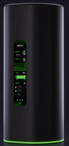 AFi-ALN-R AmpliFi Alien Router Gigabit Mesh Tri-Band Wi–Fi 6 Router