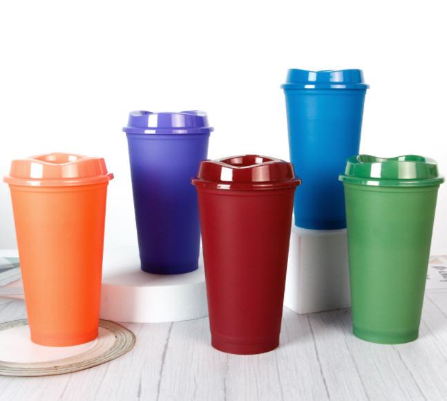 แก้วพลาสติก,แก้ว5สี,แก้วสกรีนโลโก้