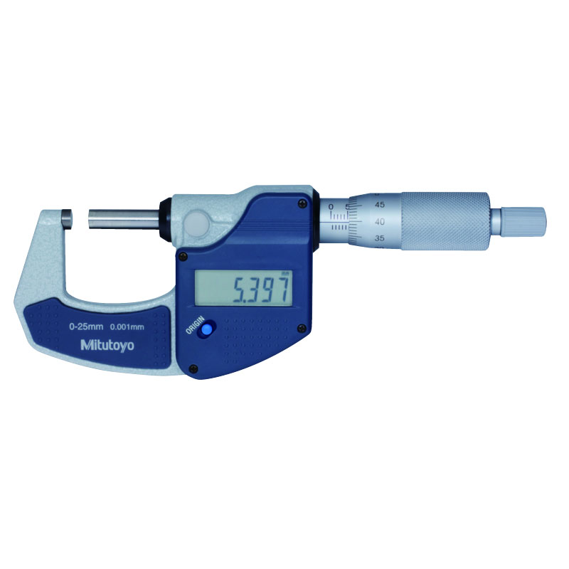 SERIES 293 - Digimatic outside micrometers Mitutoyo