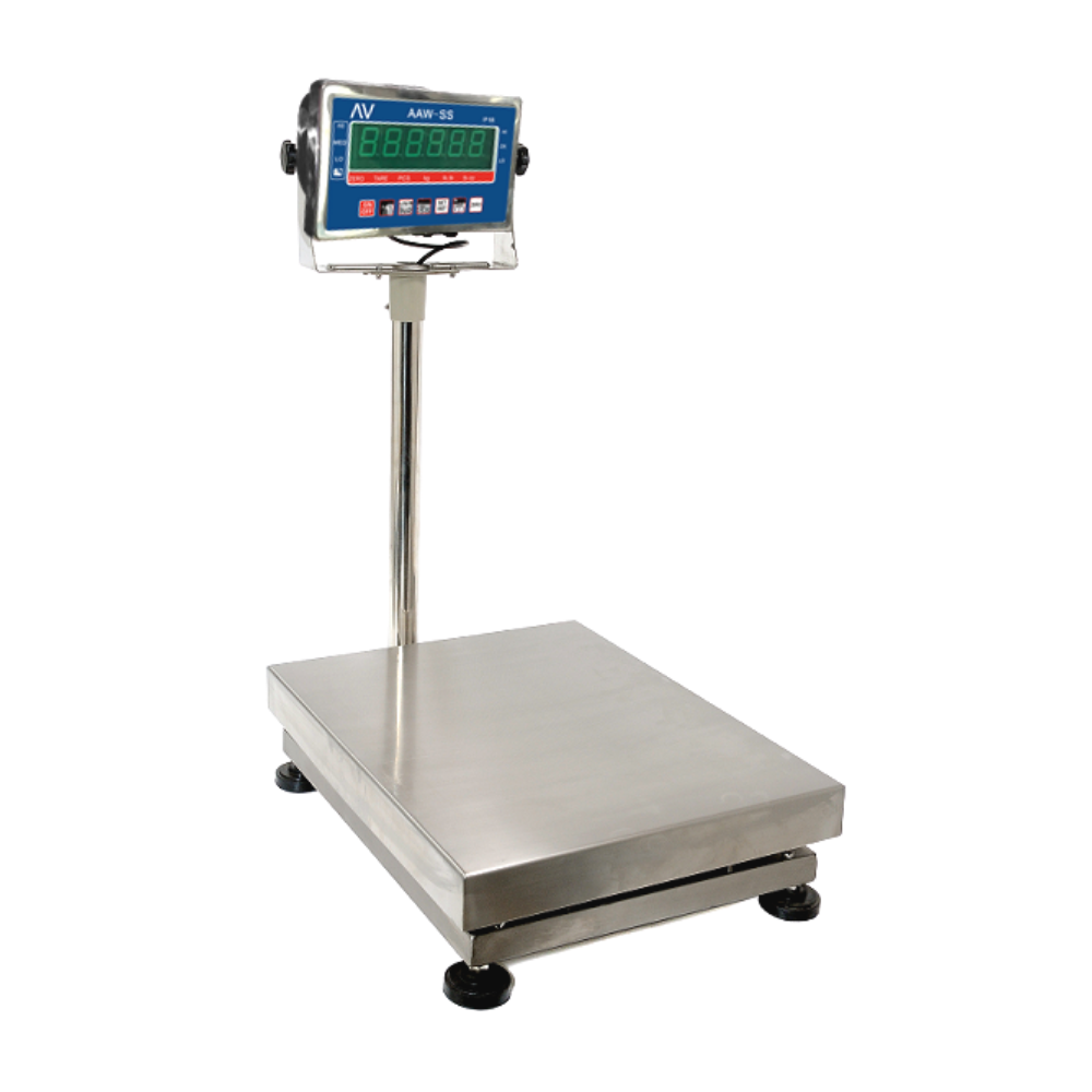 AAW-SS-LED Platform Scales AVENUE