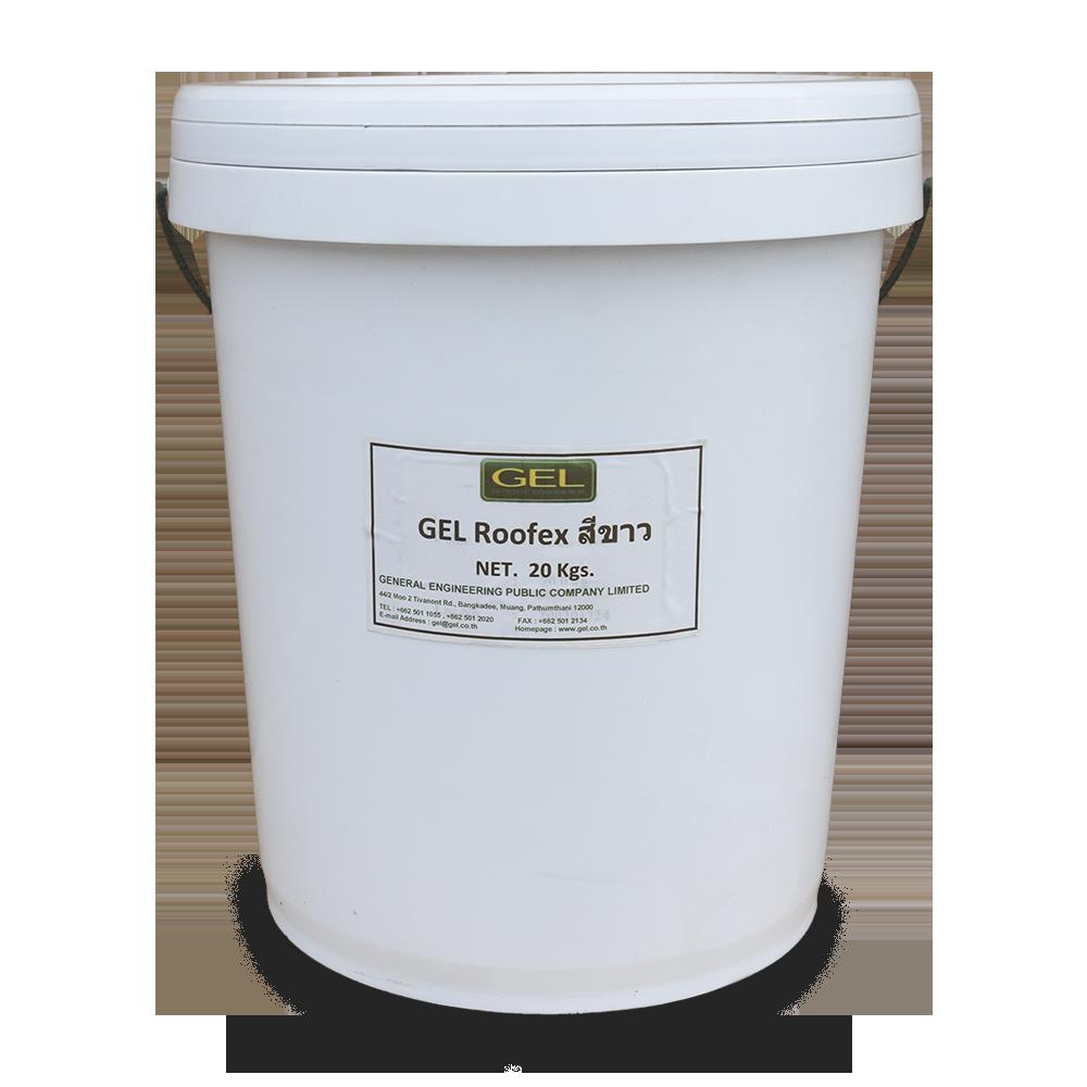 GEL-Rooflex 20 KG./Drum