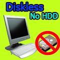 ระบบ Diskless (No Harddisk System)