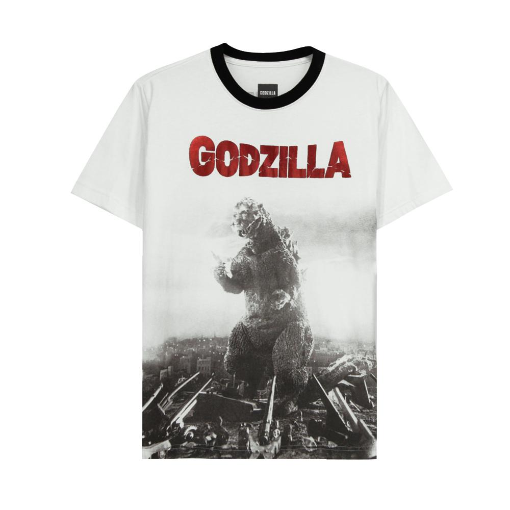 Godzilla T-Shirt (0420-747)