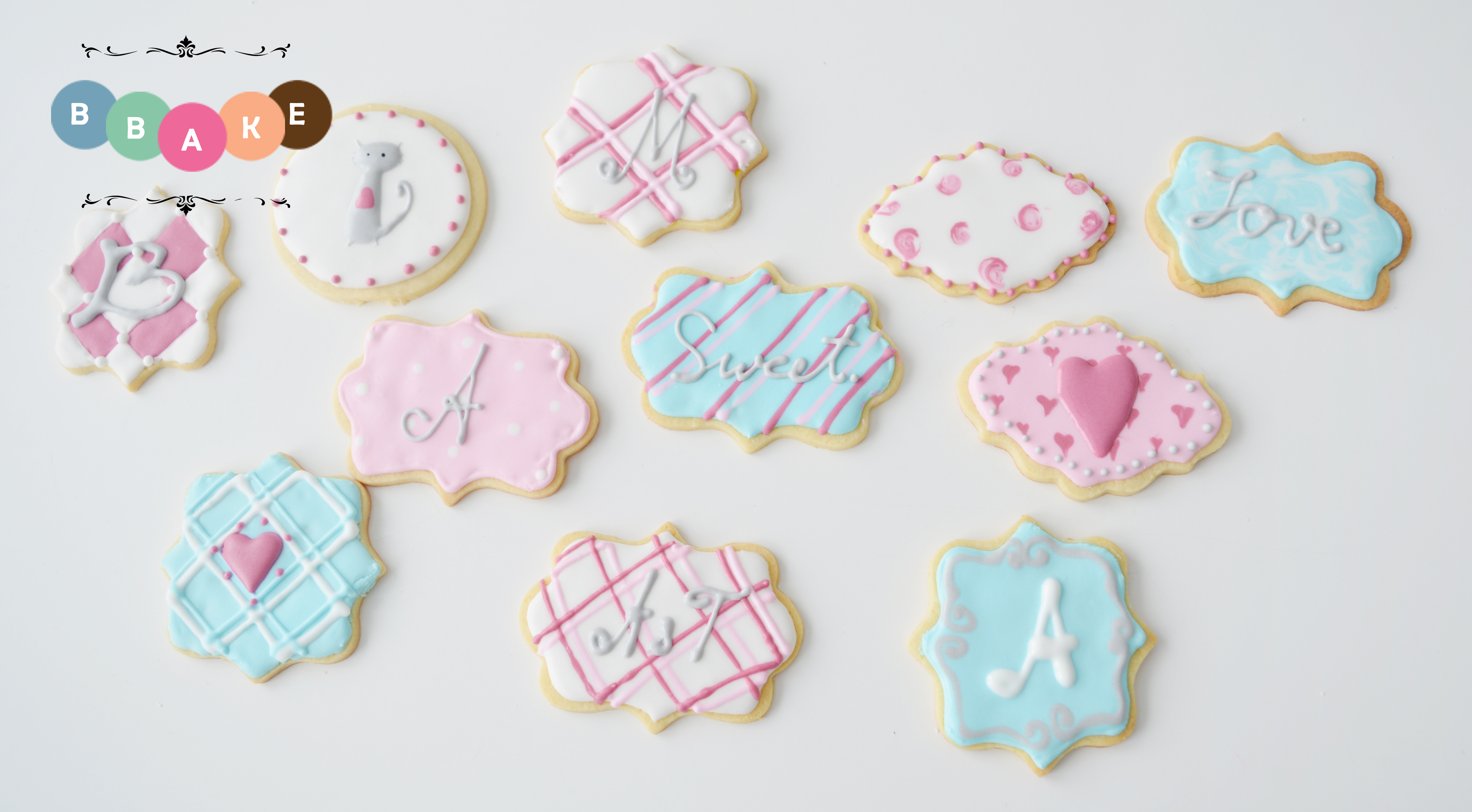 Cookie with Royal icing