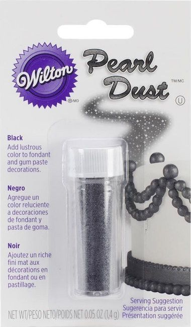 Wilton Black Pearl Dust