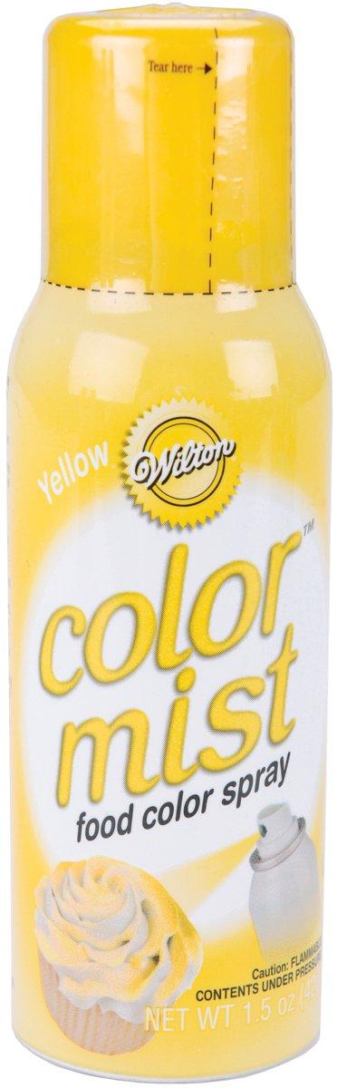 Wilton Color Mist Food Color Spray Yellow