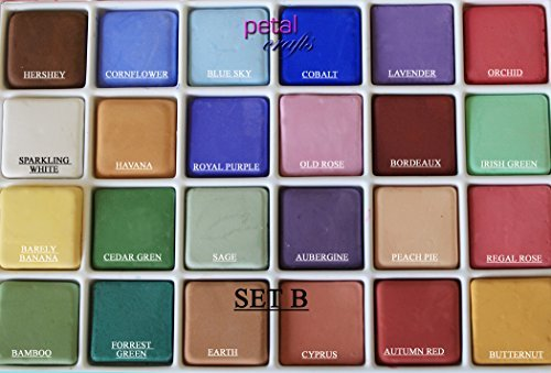Petal Crafts Palette Dust Set B