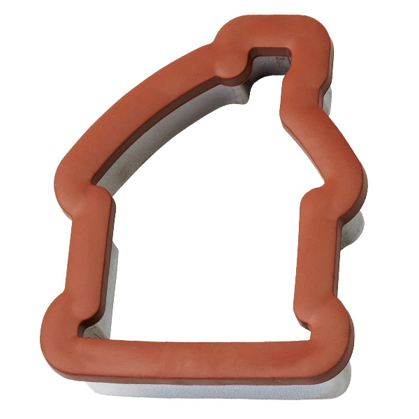 Wilton Comfort Grip Cookie Cutter - Gingerbread