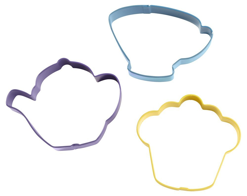 Wilton Holiday 3pc. Cookie Cutter Set