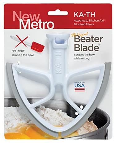 KA NewMetro Design BeaterBlade™ For Tilt-Head Stand Mixers