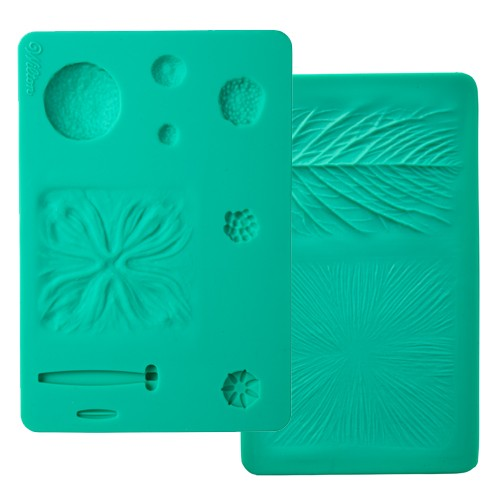 Wilton Flower Impression Mat