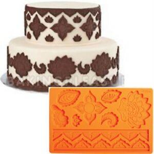 Wilton Global Fondant&Gum Paste Mold