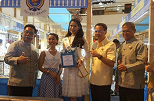 Join the event of The Best Of Phuket With the Department of Commerce at Bangkok