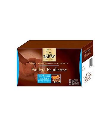 CACAO BARRY PAILLETÉ FEUILLETINE™ (ROYALTINE)