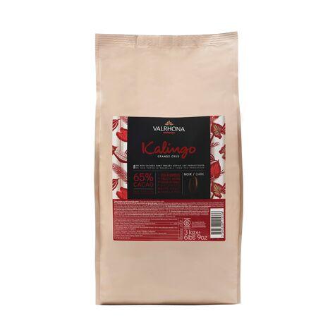 VALRHONA KALINGO 65% - Dark Chocolate