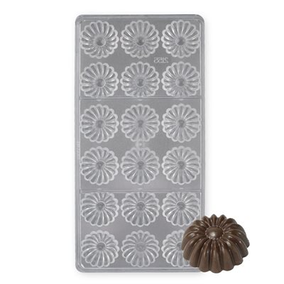 พิมพ์ช็อคโกแลต รูปดอกเดซี่ (2155)