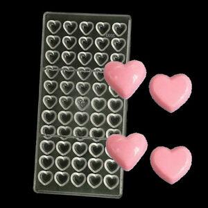 พิมพ์ช็อคโกลแลต รูปหัวใจเล็ก (2093)