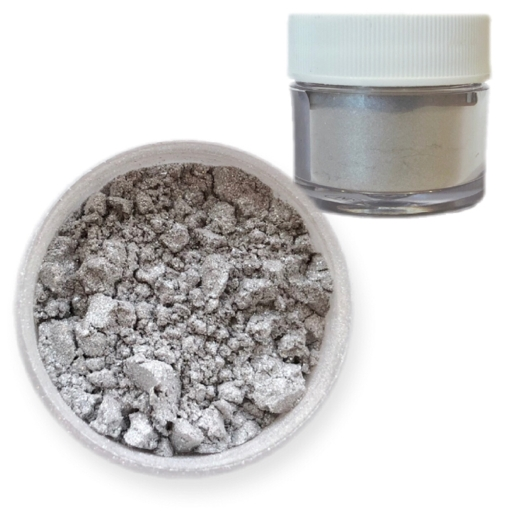 Luster Dust : REAL SILVER 4g