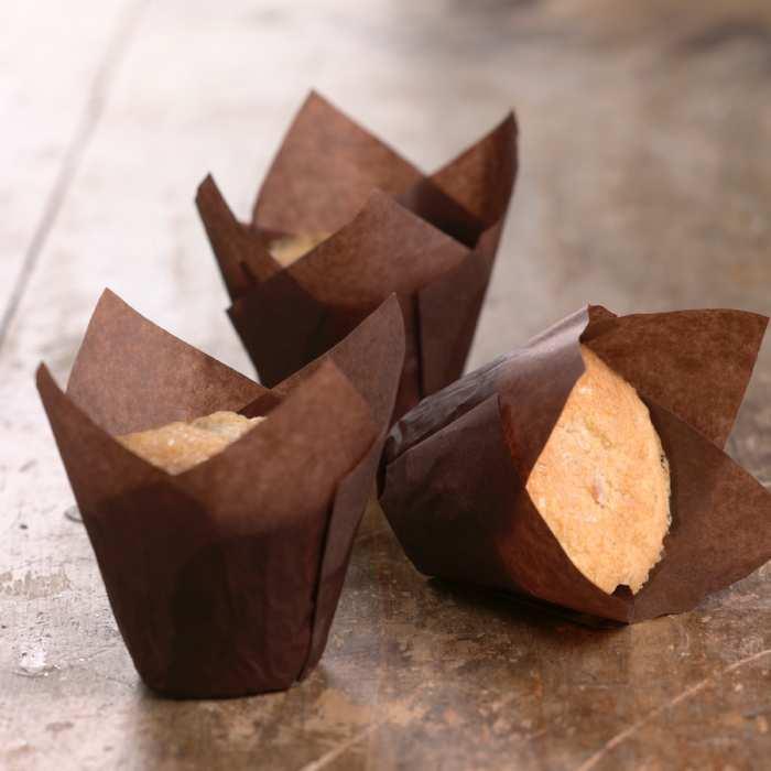 ถ้วยมัฟฟินทรงทิวลิป สีต่างๆ - Tulip Muffin