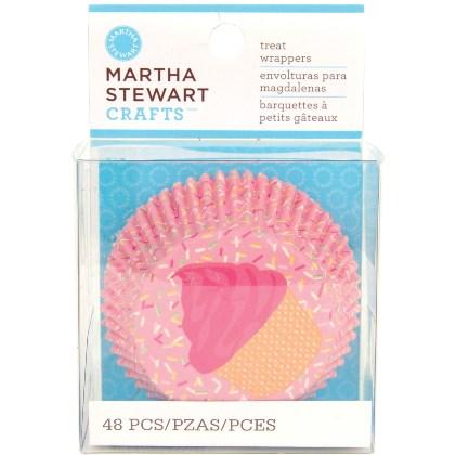 Treat Wrappers : Confetti Cupcake (48pcs)