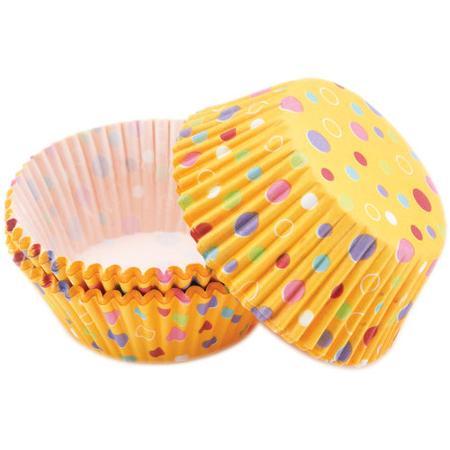Wilton Sweet Dots Standard Baking Cups ,75 count