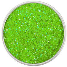 Disco Glitter : LIME ZEST 5 g
