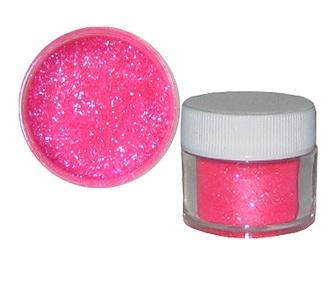 Disco Glitter : HOT PINK 5