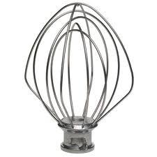 หัวตีตะกร้อ สำหรับรุ่น Artisan - KitchenAid Wire Whip for Select Tilt Head Stand Mixers