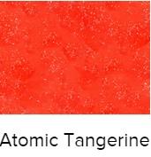 Luster Dust : ATOMIC TANGERINE 4g