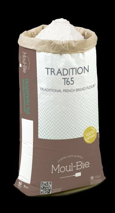 T65 Traditional French Bread Flour :GMP