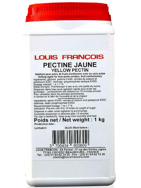 Louis François YELLOW PECTIN (PECTINE JAUNE)  - แพคติน