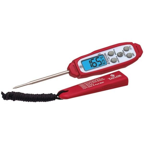ที่วัดอุณหภูมิแบบดิจิตอล - TAYLOR® Precision Products Waterproof Digital Thermometer